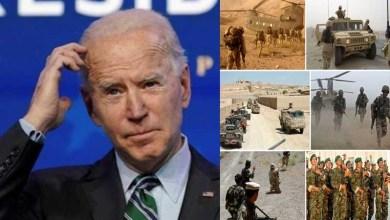 صورة الرئيس الديمقراطي سيتم الانسحاب من أفغانستان قبل الذكرى العشرين لهجمات الحادي عشر من سبتمبر