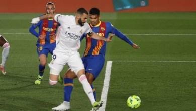 صورة ريال مدريد يغرق برشلونة 2-1 وينام الزعيم في الصدارة