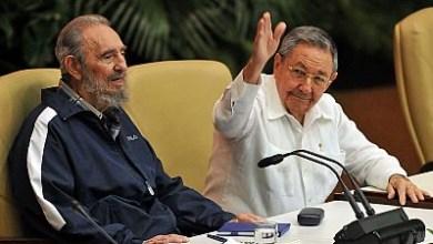 صورة في العالم الجديد ورقة الشيوعية تسقط وكاسترو يسلم قيادة الحزب الشيوعي الكوبي لجيل جديد