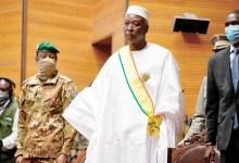 صورة مالي: الرئيس الإنتقالي يمثل بلاده في القمة الإستثنائية لغرب إفريقيا
