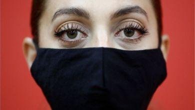 صورة التقنية الجديدة لاكتشاف فيروس كورونا عن طريق صورة للعيون في ثلاثة ثوان