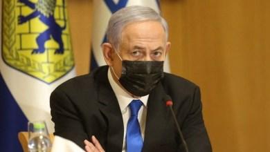 صورة في ظل احتجاجات القدس نتنياهو يدافع عن الإجراءات الإسرائيلية البربرية بعد مواجهات مع الفلسطينيين