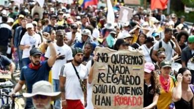 صورة كولومبيا تستعد لإضراب وطني آخر والرئيس يدعو للحوار والاستجابة للمطلب الشعبي لإيجاد طريقة مشتركة لحل مشاكل البلاد