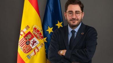 صورة وزير الدولة الإسبانية العالمية يجتمع في باريس مع الأمين العام الجديد لمنظمة التعاون الاقتصادي والتنمية