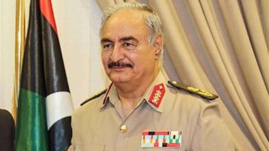 صورة حفتر المستهدف .. أجندات خارجية تحرك المشهد في ليبيا .. وتركيا وراء الستار
