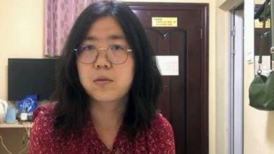 صورة الصين: مخاوف بشأن صحة الصحفية المضربة عن الطعام