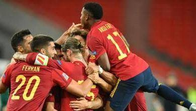 صورة إسبانيا تفوز وتسحق فريق جورجيا الضعيف وتستعيد صدارة المجموعة بشكل مؤقت بعد هزيمتها من منتخب السويد