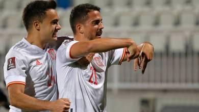 صورة هدفان على كوسوفو يمنح مرة أخرى إسبانيا خيارات التأهل المباشر لكأس العالم في قطر