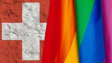 صورة سويسرا عن طريق الاستفتاء تتبنى زواج المثليين الزواج (زواج أشخاص من نفس الجنس)