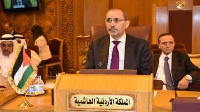صورة ننشر كلمة وزير الخارجية الأردنى فى اجتماع مجلس جامعة الدول العربية على المستوى الوزارى