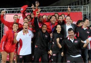 Final da 1ª Copa PAB sub-15 – SESI/SP 5 x 8 Paineiras