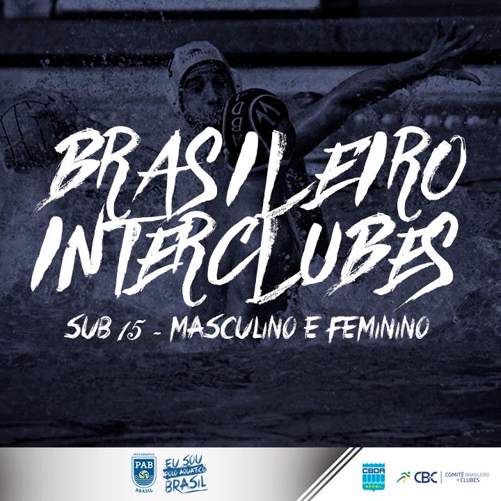 Tabela completa e classificação dos grupos Brasileiro Interclubes – II Copa PAB sub-15