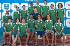 Disputa do Bronze – Jundiaiense 10 x 12 Fluminense – 1ª Copa PAB sub-15