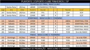 Por decisão do STJD, julgado na data de ontem (27/11/19), o Botafogo perde 3 pontos na classificação da Liga Nacional PAB 2019