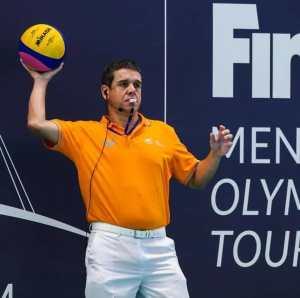 Árbitro brasileiro no Pré-Olímpico de polo aquático relata experiência na Holanda