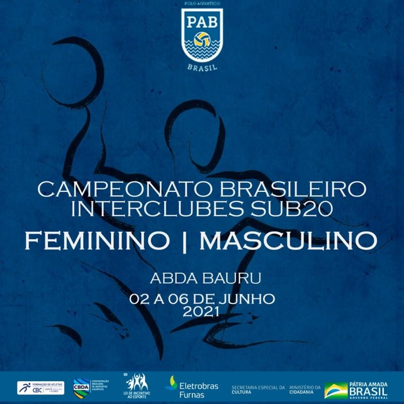 Campeonato Brasileiro Interclubes Sub 20 Feminino - 2021