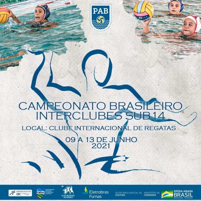 Campeonato Brasileiro Interclubes Sub 14 Masculino - 2021
