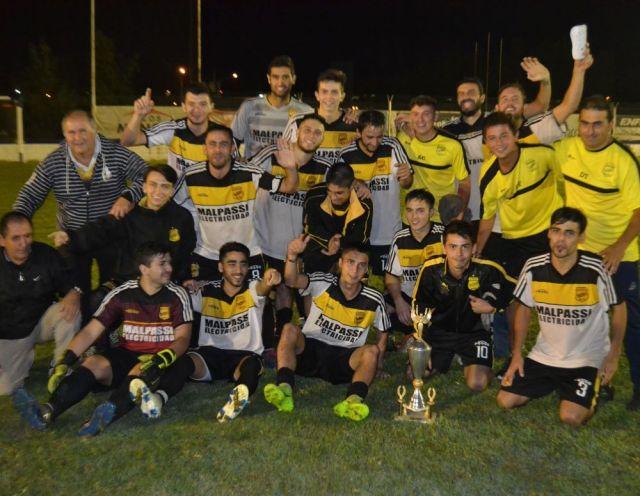 Copa Rio Tercero: Vecinos Unidos campeón