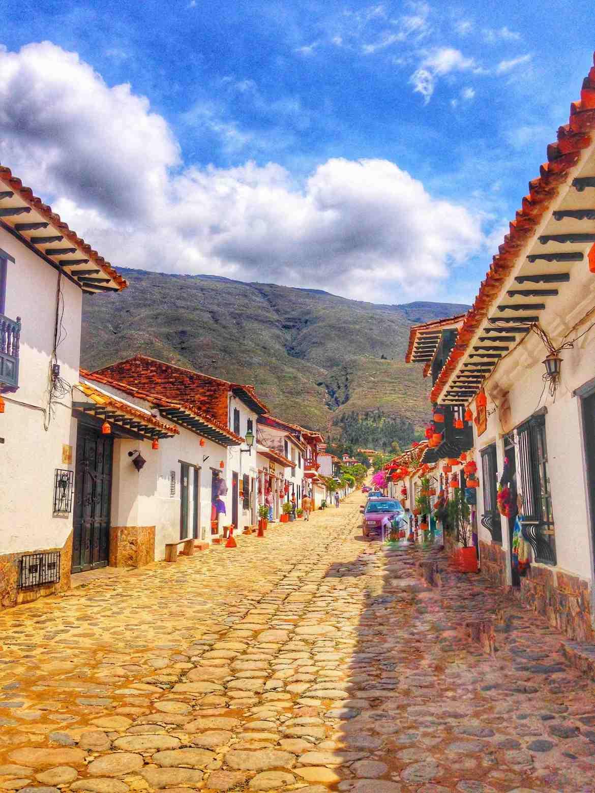 introducción a colombia