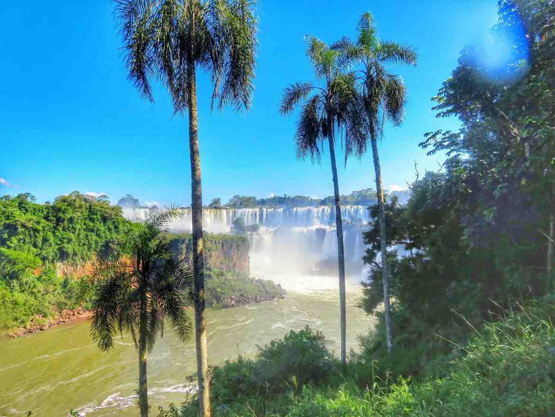 cataratas de iguazú lado argentino