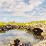 túneles de lava en isabela en galápagos