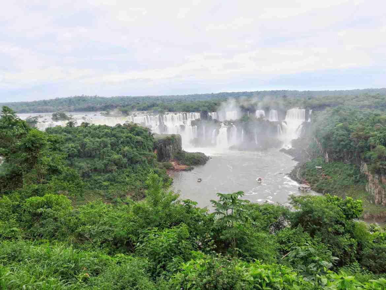 Actividades adicionales en el Foz do Iguaço