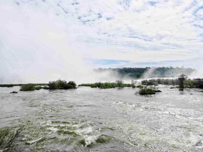 Actividades en las Cataratas de Iguazú: Garganta del Diablo