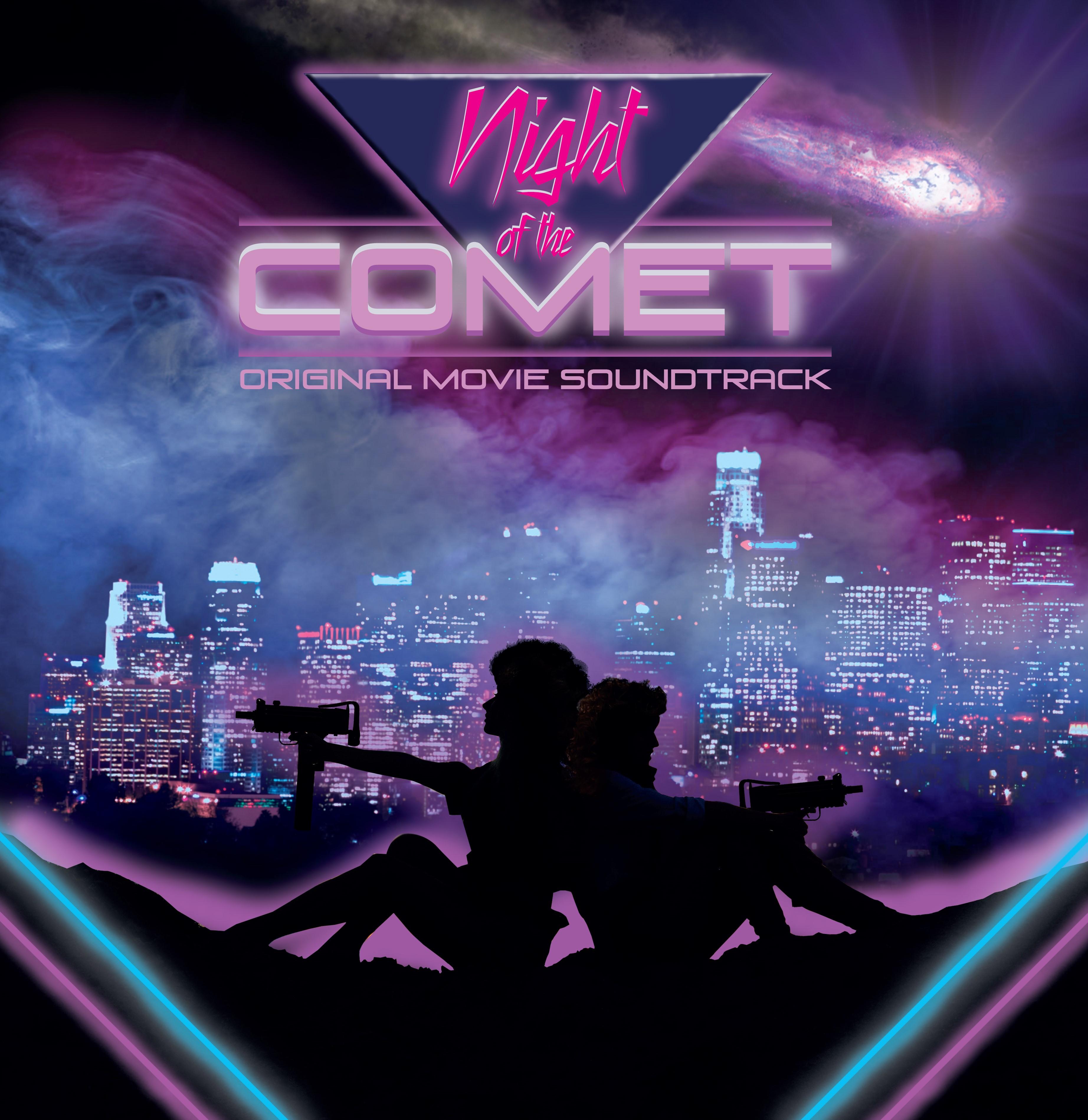 Night Of The Comet 1984 Original Soundtrack  Light In