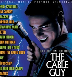 the cable guy ost [ 900 x 900 Pixel ]