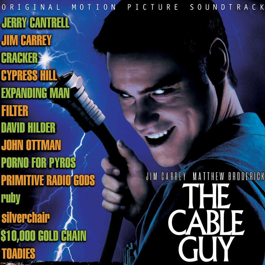 hight resolution of the cable guy ost