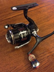 Tricked Out Shimano Vanquish
