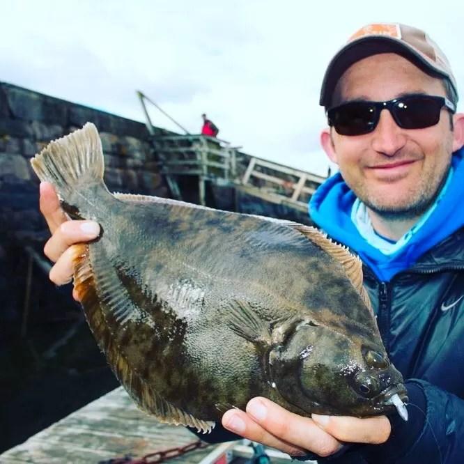 40cm Flounder