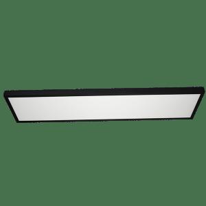 מנורה צמוד תקרה פתרונות תאורה קרליטו 904 שחור