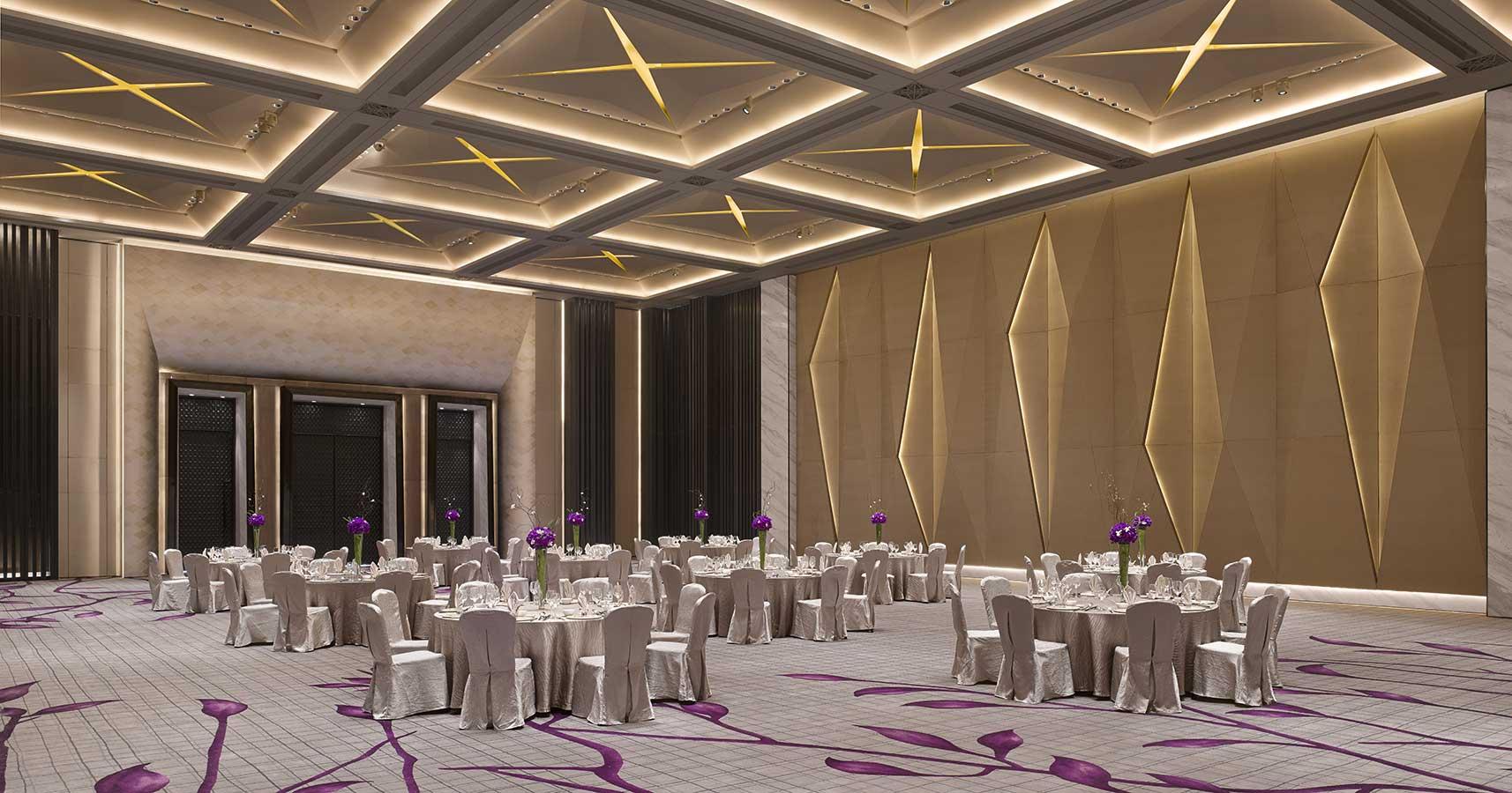 JW Marriott Baoan Hotels and Hospitality  Light Abilities