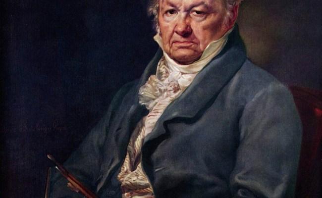 Francisco Goya Lightanddarkromanticism S Blog