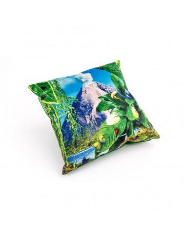 seletti toiletpaper pillow volcano