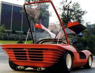 Ferrari 250 P5 Speciale Pininfarina