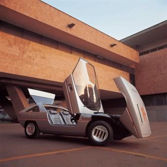 1971 – Alfa Romeo Caimano Italdesign