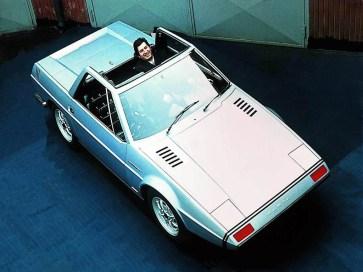 1971 – Volkswagen Karmann Cheetah Italdesign
