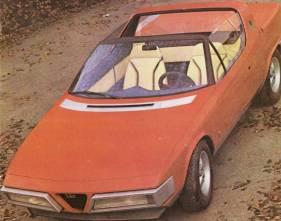 1975 - Alfa Romeo Eagle Pininfarina
