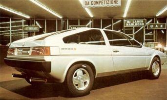 1976 – BMW Karmann Asso Di Quadri Italdesign