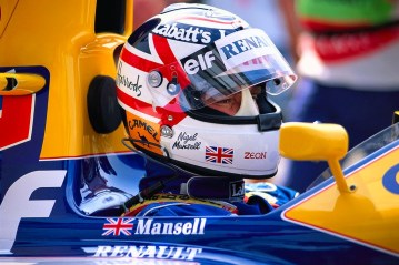 42 - Nigel Mansell - 1992