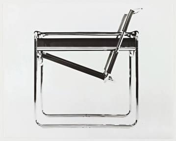Wassily chair, Marcel Breuer, 1925