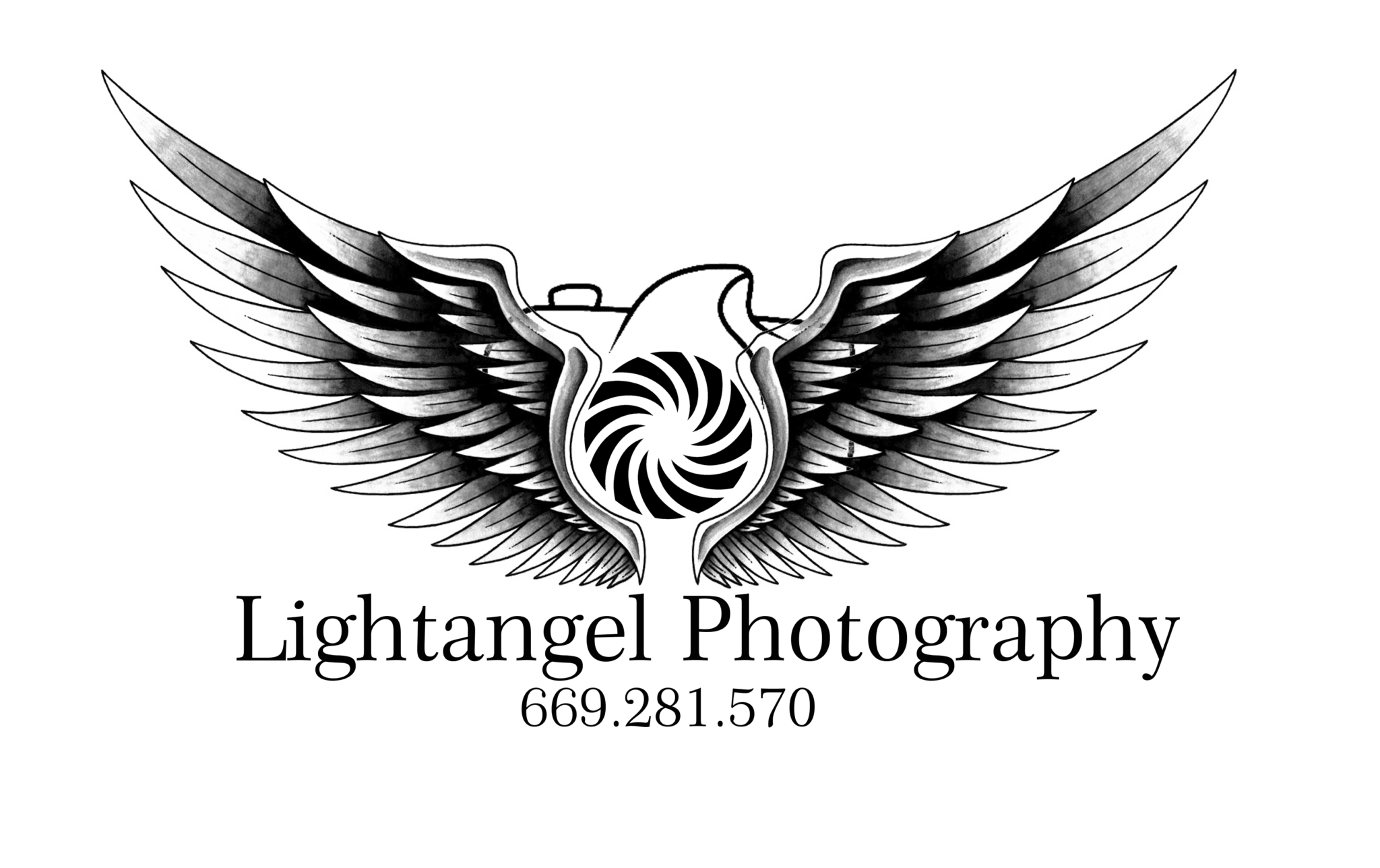 logo Lightangel Photography 2021 final 1 - Fotografía en blanco y negro -