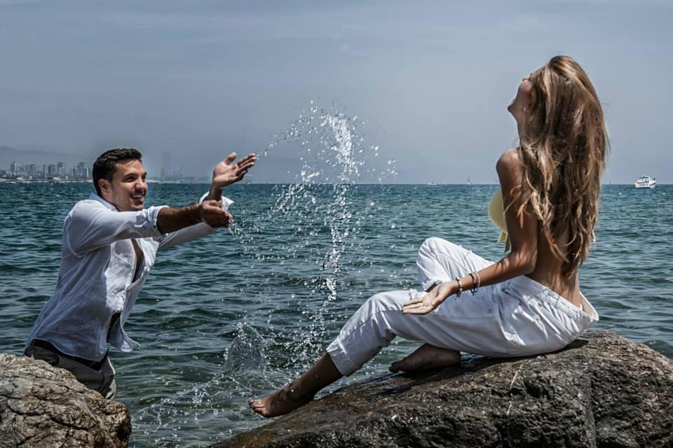 sesion pareja 36 fotografo lightangel santa coloma de gramenet barcelona - Sesiones de pareja -