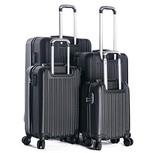 903070b9b345 Hardside Spinner Luggage 4 Pieces Luggage Set