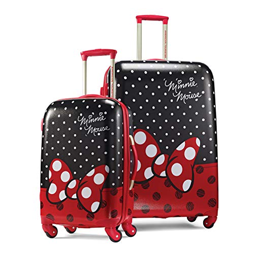 ef2cc75c719c American Tourister Kids' 2 Pc , Minnie Mouse Red Bow Best Offer -  LightBagTravel.com