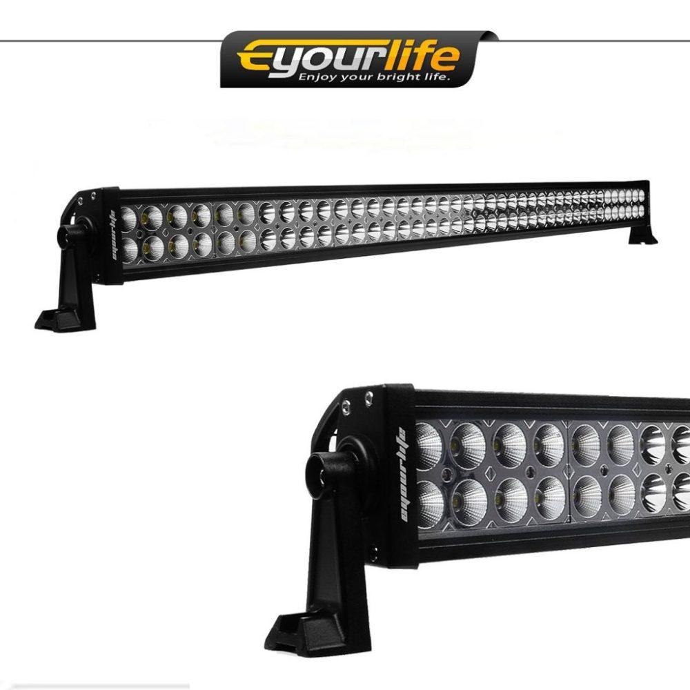 medium resolution of best 42 inch led light bar reviews 2019 lightbarreport com 240w double row off road led light bars led light bar wiring harness