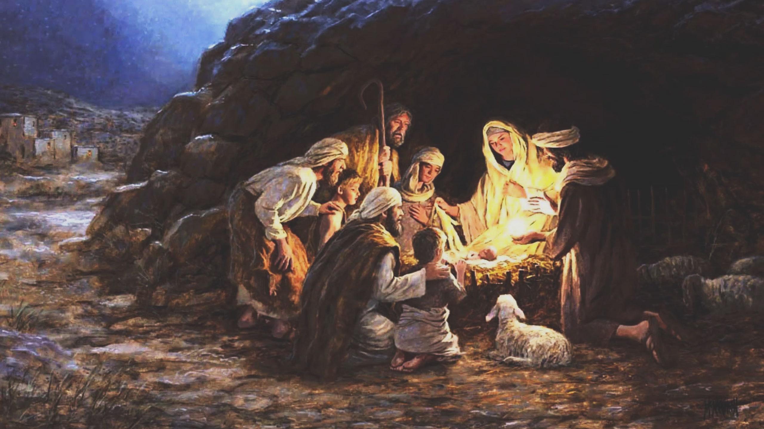 finding jesus in christmas