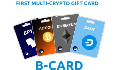 Bitfxt Africa's Leading Crypto Exchange Platform Unveils First-Ever Crypto-Gift Card